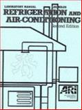 Refrigeration and Air Conditioning, Air Conditioning and Refrigeration Institute Staff, 013770223X