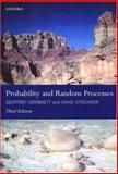Probability and Random Processes, Grimmett, Geoffrey and Stirzaker, David, 0198572239