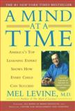 A Mind at a Time, Mel Levine, 0743202236