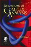 Foundations of Complex Analysis, Ponnusamy, S., 1842652230