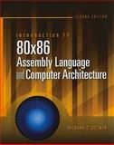Introduction to 80x86 Assembly Language and Computer Architecture, Detmer, Richard C., 0763772232