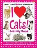 I Love Cats! Activity Book, Creative Team at Walter Foster Publishing Staff, 1600582249