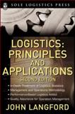 Logistics : Principles and Applications, Langford, John W., 007147224X