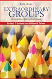 Extraordinary Groups : An Examination of Unconventional Lifestyles, Schaefer, Richard T. and Zellner, William W., 1429232242