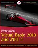 Professional Visual Basic 2010 and . NET 4, Billy Hollis and Kent Sharkey, 047050224X