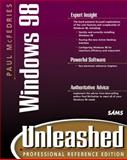 Paul McFedries' Windows 98 Unleashed, Paul McFedries, 0672312247