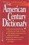 The American Century Dictionary, Laurence Urdang, 0446672246