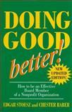 Doing Good Better, Edgar Stoesz and Chester Raber, 1561482242