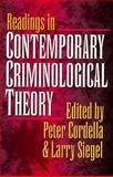 Reading in Contemporary Criminological Theory, , 1555532241