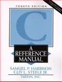 C : A Reference Manual, Harbison, Samuel P., 0133262243