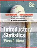 Introductory Statistics, Mann, Prem S., 1118172248