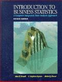 Introduction to Business Statistics : A Computer Integrated Data Analysis Approach, Kvanli, Alan H. and Guynes, Carl Stephen, 0314042245