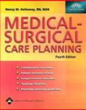 Medical-Surgical Care Planning, Holloway, Nancy M., 158255224X