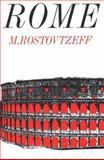 Rome, Rostovtzeff, M., 0195002245