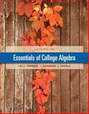 Essentials of College Algebra, Lial, Margaret L. and Hornsby, John E., 032191225X