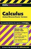 Anton's Calculus, Bernard V. Zandy and Jonathan J. White, 0764542257