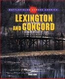 Lexington and Concord, David C. King, 0805052259