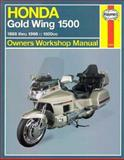 Honda GW500 Gold Wing 1500CC : 1988 Thru 1998, Ahlstrand, Alan, 1563922258