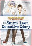 Neon Genesis Evangelion: the Shinji Ikari Detective Diary Volume 1, Takumi Yoshimura, 1616552255