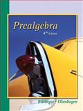 Prealgebra, Bittinger, Marvin L. and Ellenbogen, David J., 0321132254