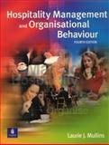 Hospitality Management and Organisational Behaviour 9780582432253