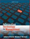 Information Technology Management, Efraim Turban and Linda Volonino, 1118092252