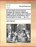 An Accompt Current Betwixt Scotland and England Ballanced, John Spreull, 1140842250