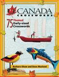 75 Theamed Daily-Sized Crosswords, Dave Macleod and Barbara Olson, 0889712255