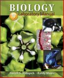 Biology Laboratory Manual, Vodopich, Darrell and Moore, Randy, 0073532258