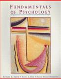 Fundamentals of Psychology, Bem, Daryl J. and Nolen-Hoeksema, Susan, 0155012258