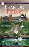 Fear on Friday, Ann Purser, 0425212254