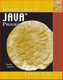 Introduction to Java Programming 9780131002258