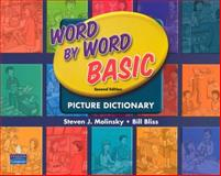 Word by Word Basic Picture Dictionary, Molinsky, Steven J. and Bliss, Bill, 0131482254