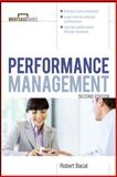 Performance Management, Bacal, Robert, 0071772251