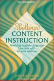 Sheltered Content Instruction : Teaching English-Language Learners with Diverse Abilities, Echevarria, Jana and Graves, Anne Wooding, 0205342256