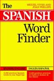 The Spanish Word Finder, Miguel Vives and Joan Phillips, 0062732269
