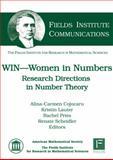 Win--Women in Numbers, Alina-Carmen Cojocaru, Kristin Lauter, Rachel Pries, Renate Scheidler, 0821852264