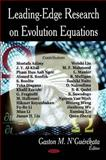Leading-Edge Research on Evolution Equations, N'Guérékata, Gaston M., 1604562269