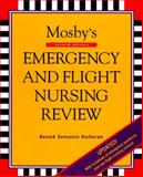 Mosby's Emergency and Flight Nursing Review, Holleran, Renee S., 0815142269