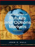 Fundamentals of Options and Futures, Hull, John C., 0132242265