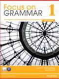 Value Pack : Focus on Grammar 1 Student Book and Workbook, Schoenberg, Irene E. and Maurer, Jay, 0132862263