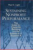 Sustaining Nonprofit Performance 9780815752264