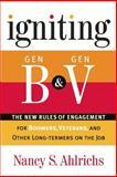 Igniting Gen B and Gen V, Nancy S. Ahlrichs, 0891062262