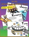 [ Two YEHs ] Coloring and Activity Book - Animal 2, YoungBin Kim, 1496012267