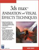 3Ds Max Advanced Animation Techniques, Kennedy, Sanford, 1584502266