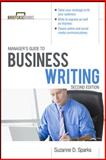 Manager's Guide to Business Writing, Sparks FitzGerald, Suzanne, 007177226X