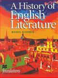 A History of English Literature 9780333672266