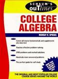 College Algebra, Spiegel, Murray R., 0070602263