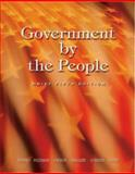 Government by the People, Burns, James MacGregor and Cronin, Thomas E., 0131842269