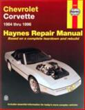 Haynes Chevrolet Corvette, 1984 Thru 1996, Haynes and Mike Stubblefield, 1563922266